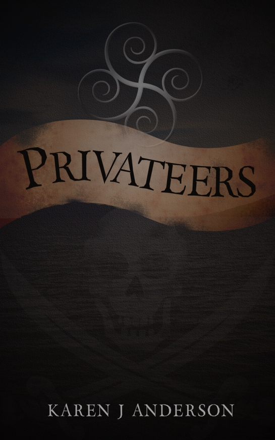 privateers book cover