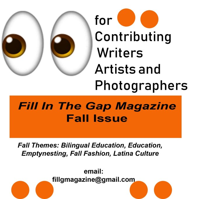 Looking for Writers Fall